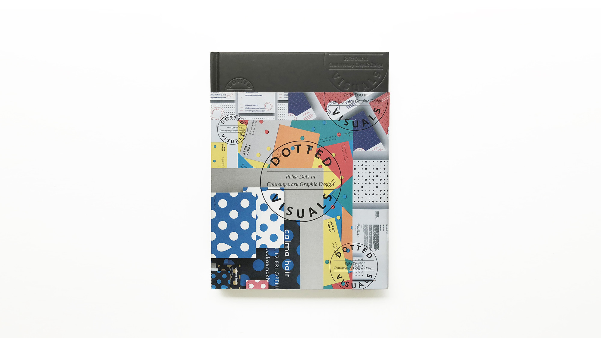 DOTTED VISUALS: Polka Dots in Contemporary Graphic Design. March / 2016