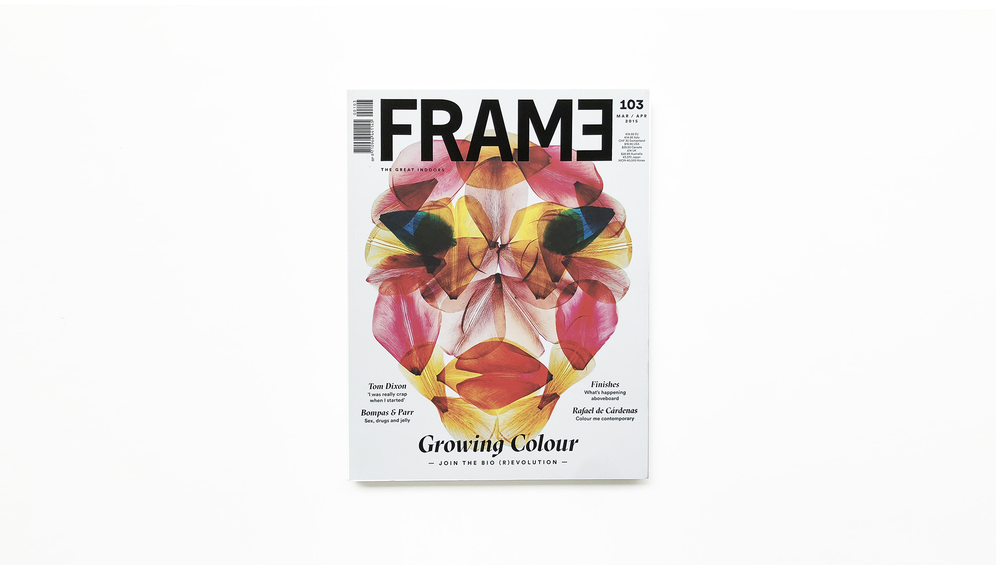 FRAME March / 2015