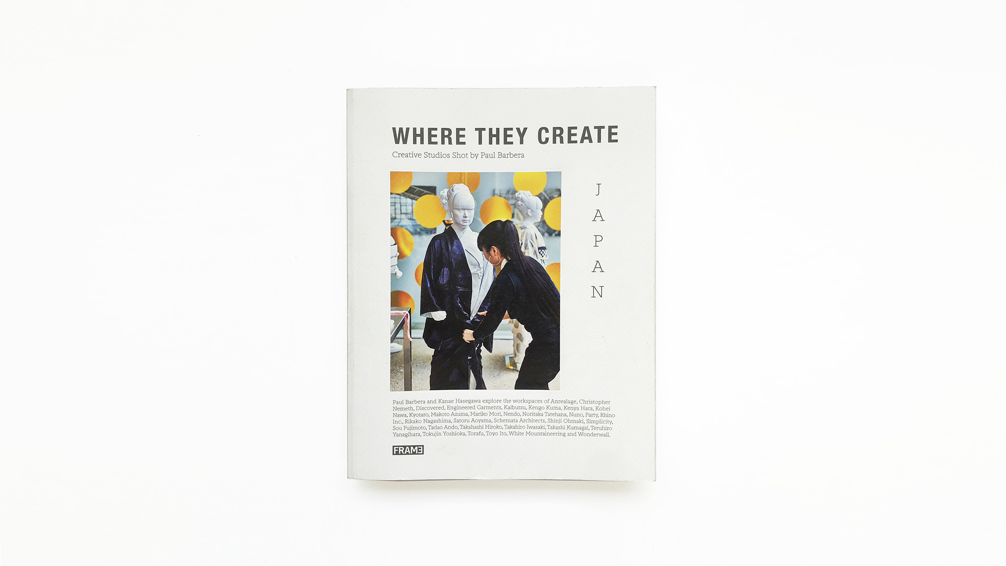 WHERE THEY CREATE March / 2015
