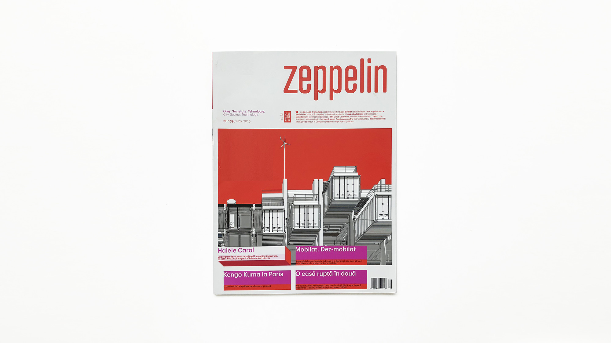 zeppelin No.139 November / 2015