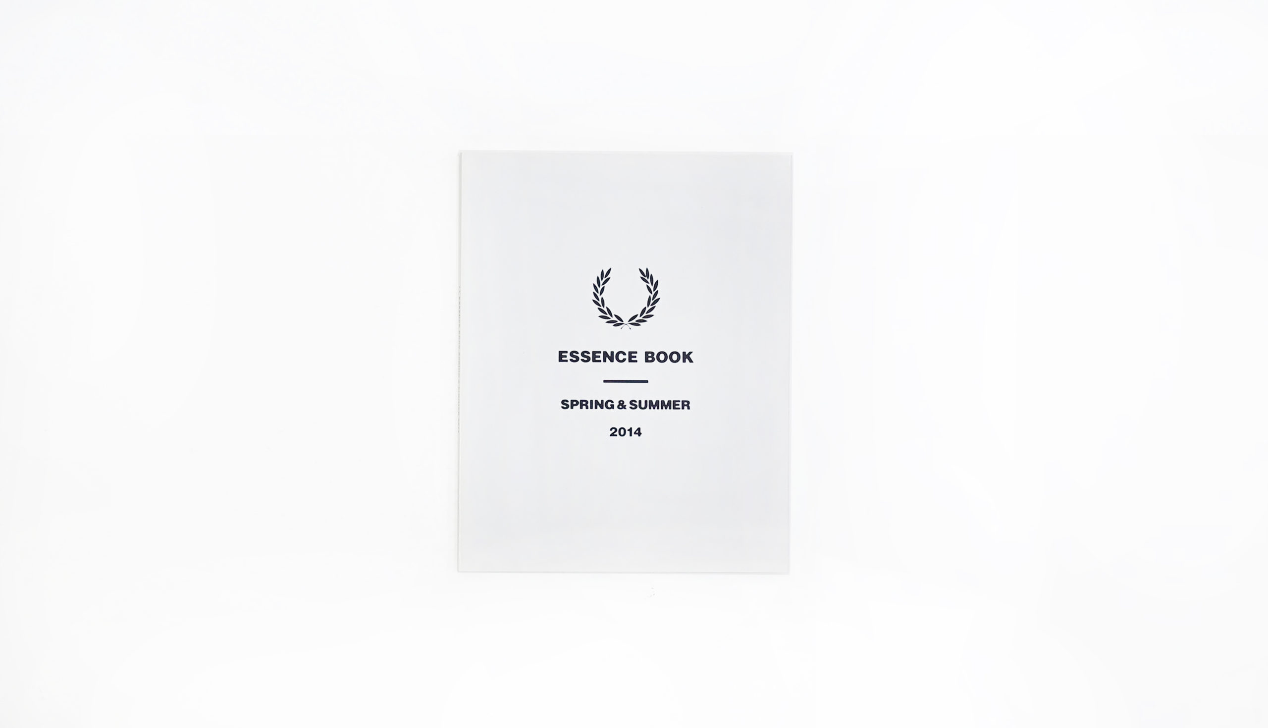 FRED PERRY JAPAN ESSENCE BOOK / 2014