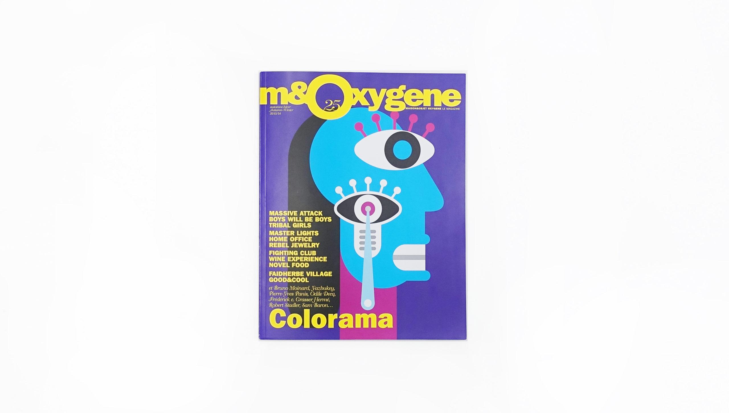 m&oxygene April / 2013